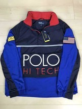 Polo by Ralph Lauren Authentic Hi Tech Anorak Jacket Mens Size S New Unused - $499.99