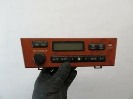 #4336K Lexus ES300 98 99 00 01 Oem Dash Temp Ac Heat Air Climate Control Switch - $11.88