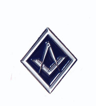 Masonic Freemason Motif Lapel Pin Badge / tie pin, gift boxed