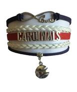 St. Louis Cardinals Baseball Fan Shop Infinity Bracelet Jewelry - $11.99