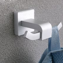 KES A4261 Bathroom Lavatory Wall Mount Single Coat and Robe Hook, SOLID ... - $16.00