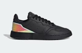 adidas Originals Womens Supercourt Shoes in Black - $96.63