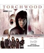 Torchwood: Slow Decay - Audio/Spoken 3X CD ( New Sealed ) - $24.80
