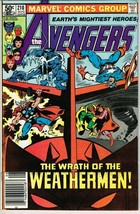 Avengers #210 (1963) - 6.5 FN+ *Last Issue With Bronze Age Avengers Lineup* - $4.94