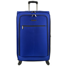 """Traveler's Choice Merced Blue 31"""" Light Expandable Spinner Luggage Suitc... - $84.14"""
