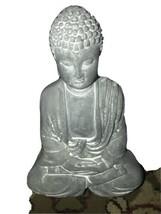 "Small Sitting Buddha Desk Statue 6"" X 4"" - $24.74"