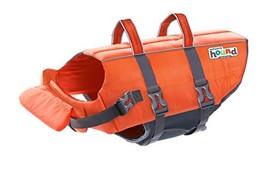 Kyjen Outward Hound PupSaver Ripstop Life Jacket Orange (Medium) - $29.99