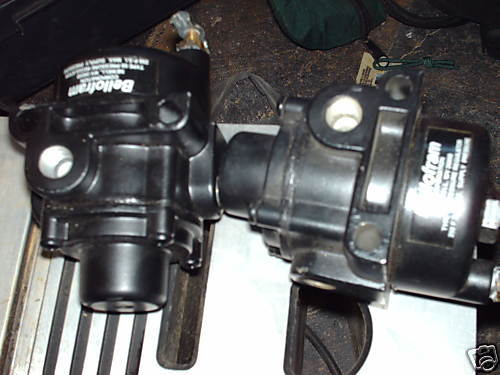 Primary image for Bellowfram 60 regulator 2 pieces 250 psi max supply