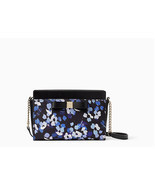 KATE SPADE MONTFORD PARK Floral ANGELICA LEATHER  PURSE - $245 - €78,32 EUR