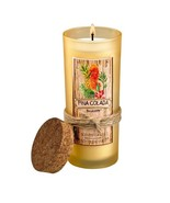 Pina Colada Highball Scented Jar Candles 33 Hours Burn Time - $17.41