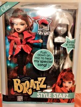 MGA Bratz Style Star Cloe, I sing my own special song doll - $40.25
