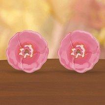 "Lenox ""Floral Fusion"" Flower Fuchsia Appetizer Plates & BOWLS PINK Set o... - $59.50"