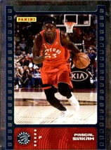 2019-20 Panini NBA Sticker Box Standard Size Silver Foil Insert #2 Pasca... - $5.95