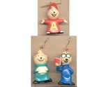 Alvin chipmunks necklace earrings set thumb155 crop