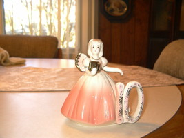 """Excellent Used """"A Josef Original"""" Pink Birthday Angel With The #10 RED/BROWN Eye - $9.79"""