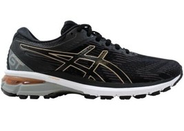Asics Running GT-2000 8 Shoes Black Rose Gold Womens Size 8.5 Fast Shipp... - $93.10