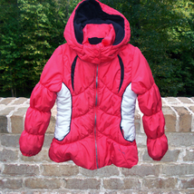 Puffer Coat by London Fog - Size Small (7-8) - $50.00