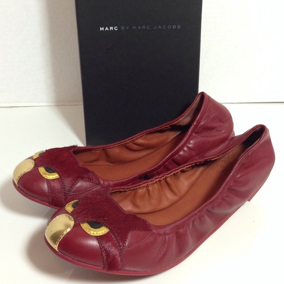 Marc by Marc Jacobs Friends of Mine Flats - EU38.5 - NIB