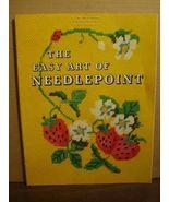 The Easy Art of Needlepoint (1973) - $4.99