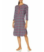 Benefit Wear Womens Cotton Flannel Nightgown - $32.99