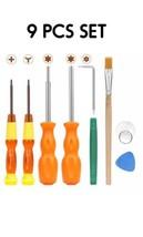MoKo Nintendo Repair Tool Kit, 9 in 1 Professional Screwdrivers L Wrench... - $11.87