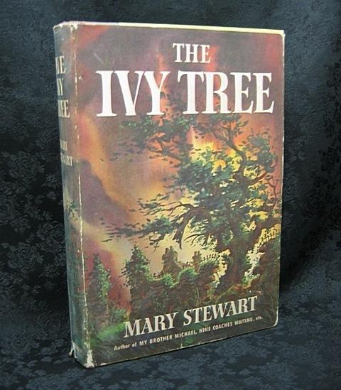 The Ivy Tree by Mary Stewart 1962 HC/DJ
