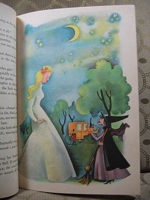 Fairy Tales by Katherine Gibson 1945 Whitman HC/DJ