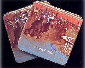 Primary image for Quantity of Vintage Sportsman's Park Coasters