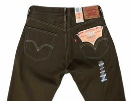 Levi's Men's 501 Original Fit Straight Leg Jeans Button Fly 501-1138 image 1