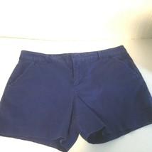 Calvin Klein Jeans Womens Sz 12 Royal Blue Shorts - $14.50