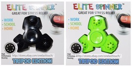 B2 High Performance Elite Spinner Stress Relief Tripod Ed. Fidget *You Choose* - $2.99