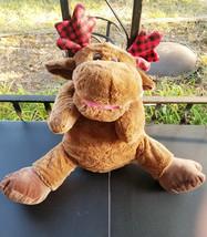 """Converted 24"""" Stuffed Animal """"Reindeer"""" Ventriloquist Puppet *Custom * E13 - $15.00"""
