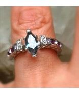 *jinn ring*  witchcraft vessel coven owned PRINCE of VAMPIRES Djinn size 7 - $54.99