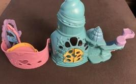 Fisher Price Disney Little People Little Mermaid Ariel's castle - $15.83