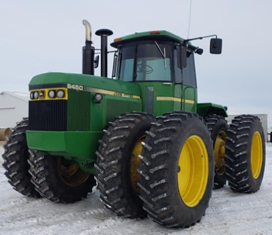 1983 JOHN DEERE 8450 For Sale In Montour, Iowa 50173