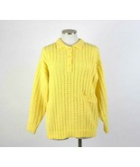 J Jill Lavender Purple Linen Jacket Womens Petite 14 Button Cracker Jack... - $24.74