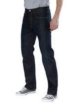 Levi's Men's Original Fit Straight Leg Jeans Button Fly Clean Fume 501-0536 image 2