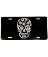 San Francisco Giants Car Tag Diamond Etched on Black Aluminum License Plate