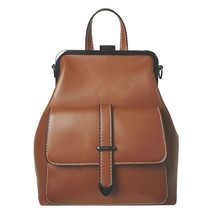 2018 Luxury New Fashion Retro Vintage Hasp Backpack Bag Handbag Crossbod... - $32.99