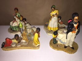 Naturecraft Congleton England Little Experiment 941 African American Sto... - $148.50