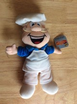 "Baker Cinnamon Toast Crunch Doll Breakfast Pals Plush Collectible 9"" - $6.93"
