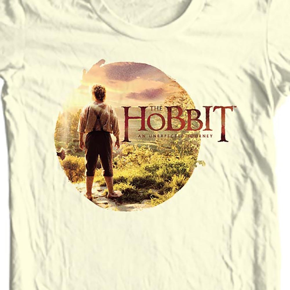 Obbit movie  t shirt bilbo baggins lord of the rings middle earth for sale online t shirt stores
