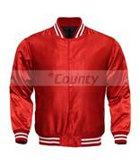 New Letterman Baseball College Varsity Bomber Super Jacket Sports Wear R... - $49.98+