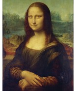 """Paint Your Own Masterpiece 11""""X14""""-Mona Lisa - $25.24"""