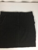 Banana Republic Women Brown Simple Skirt Size 8 Knee Lengh In Style Bin4#59 - $14.03