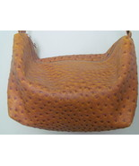 OSTRICH LOOKING BAG. VERY CLEAN AND SOFT. - $15.00