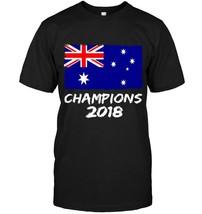Australia Champions 2018 Football Jersey Soccer Shirt - $17.99+