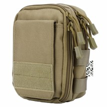 LefRight Multipurpose Tactical Nylon Molle Utility IFAK Pouch Waist Bag - $21.76+