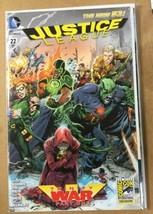 Justice League #22 Infinity War Part One SDCC Exclusive DC Comics New 52 - $58.79