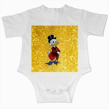 Uncle Scrooge infant baby creeper bodysuit romper onepiece newborn jumpsuit  - $20.00